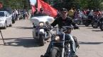 Саратовские байкеры отправились в Севастополь