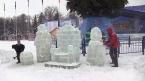 Селфи на ледяном троне