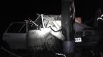 ВАЗ врезался в столб. Погибла сестра водителя
