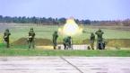 Эстафета «Мастеров артиллерийского огня»