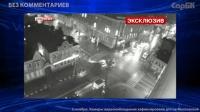 Камеры видеонаблюдения зафиксировали дтп на Московской