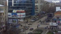 Авария на перекресте ул. Большая Казачья и Чапаева