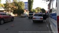 """На Ст.Разина под колесами """"Форда"""" погибла женщина"""