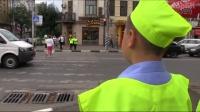 Юные инспекторы ГИБДД вышли на дороги Саратова