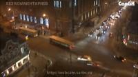 На пересечении ул. Московской и Чапаева произошла авария