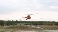 Вертолет санавиации привез в Саратов пострадавшего в ДТП