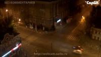 Авария на перекрестке ул. Чапаева и Московской