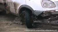 «Фонтан» на Дубовикова спровоцировал ДТП