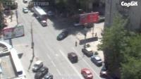 На перекрестке улиц Чапаева и Рабочей произошло дтп