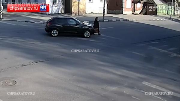 наезд на пешехода за знаком пешеходный переход